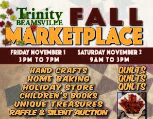 Fall Marketplace