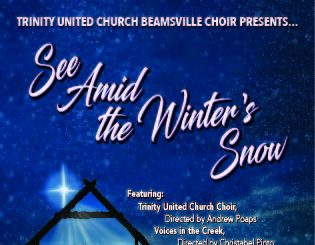 See Amid the Winter's Snow – Christmas Concert
