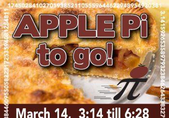 Apple Pi to go!