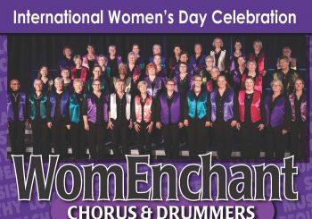 WomEnchant Chorus & Drummers